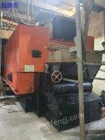 出售四吨兰炭蒸汽锅炉