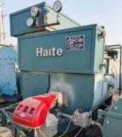 新疆喀什转让精品一吨冷凝式燃气蒸汽锅炉