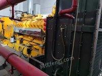 新疆出售几台二手柴油发电机2200KW
