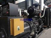 上柴四百千瓦二手发电机组厂家销售二手柴油发电机组