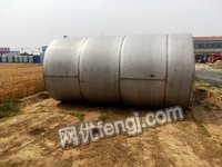 二手不锈钢储罐,10吨20吨30吨50吨不锈钢立式储罐,不锈钢酒精储罐,不锈钢食