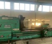 四川德阳星火重型61125车床 长度10米出售