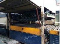 钢化玻璃厂处理秦皇岛2*366米/2.6*5米钢化炉2台,双边磨边机1台(详见图)