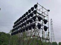 回收大型的娱乐场所 灯光  效果灯