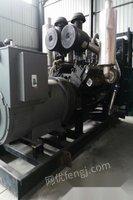 河南郑州转让二手柴油发电机组700KW发电机组处理