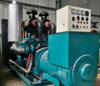 湖南长沙二手发电机组500kw二手柴油发电机组销售处理
