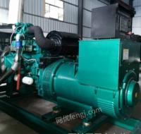 湖南衡阳二手柴油发电机组400千瓦二手发电机组转手