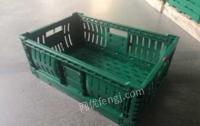 辽宁沈阳食品周转塑料箱 耐寒塑料筐 啤酒筐 斜插箱批发出售