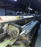 江苏常州出售230必佳诺剑杆织机12台,