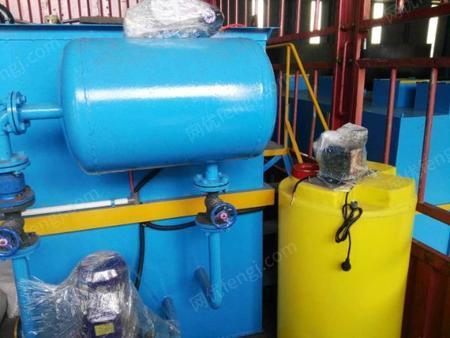 供应钰鹏环保设备污水处理设备气浮机的用途