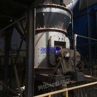 出售二手雷蒙磨 石灰石磨粉机 大型雷蒙磨粉机