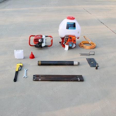 现货供应单人背包钻机 BLH-1手持式浅层取样钻机 轻便野外勘探