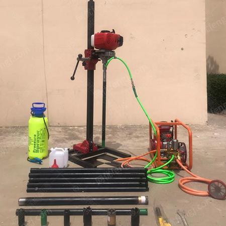 供应BLH-1L便携式背包钻机 小型工程地质勘探钻机 取样方便