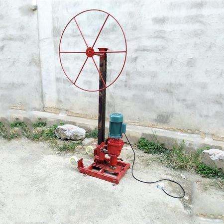 厂家供应小型工程勘探钻机 QBZ-1D轻便取样钻机 便携取样设备