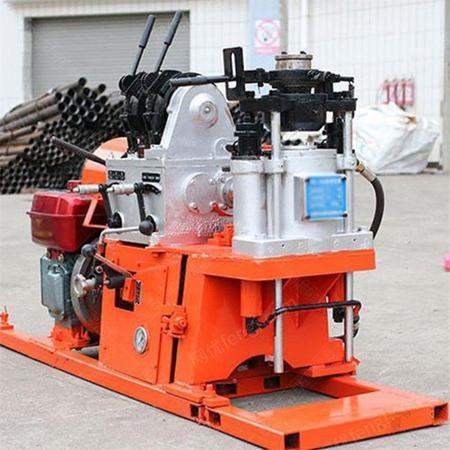 供应QBZ-30Y液压轻便取样钻机 地质勘探设备 地表浅层岩心钻机