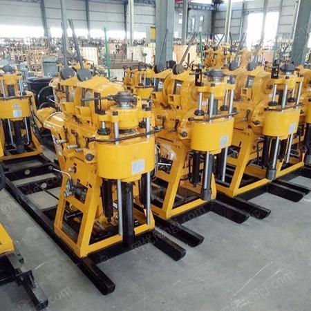 供应工程地质勘探钻机 HZ130Y回转式液压岩芯钻机 岩石取样设备