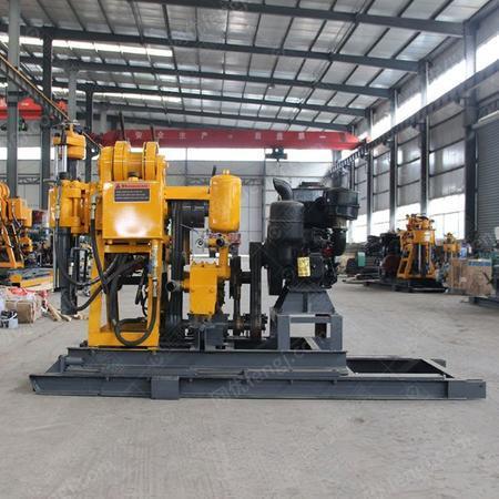 供应全液压岩心钻机 HZ-130YY移机款地质勘探钻机 多功能机器
