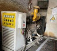 广东东莞潍柴道依茨柴油发电机机100千瓦发电机出售