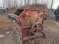 山东潍坊急售闲置1012制砂破碎机一台