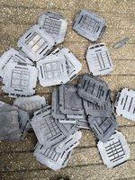 高价回收LCP本色黑色方板