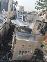 回收二手各种食品设备二手蒸汽锅炉二手真空滚揉机二手杀菌锅二手水处理
