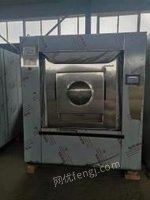 河北石家庄出售隔离式水洗机烘干机脱水机折叠机烫平机