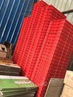 广西梧州水果周转框出售
