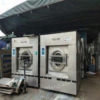 福建泉州低价出售二手100公斤洗脱一体机 烘干机