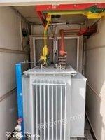 福建福州630千伏安箱式变压器出售