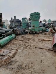 磨矿设备回收