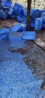 大量回收PE废塑料