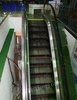 广东深圳求购二手扶梯