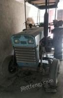 四川成都现转让上海50拖拉一台机带旋耕机