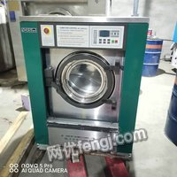 四川乐山求购  绿洲水洗机  烘干机一台