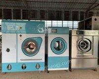 河北石家庄售二手洗涤设备电加热二手烘干机二手3辊烫平机