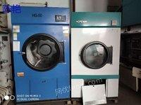 山东潍坊转二手烘干机水洗厂用100公斤毛巾服装快烘