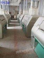 出售日产200吨面粉生产线