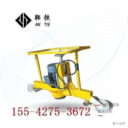 供应鞍铁电动仿形打磨机高铁专用机具特点