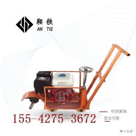 供应鞍铁内燃钢轨除锈机高铁专用机具结构稳定