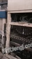 钢化玻璃厂处理2440*4200钢化炉,上下片台各1台(详见图)