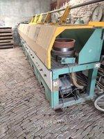 河北出售一台二手6连拉丝机,焊丝生产设备