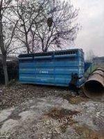 河南郑州出售九成新高温布袋除尘器 二手布袋除尘器