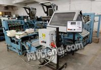 Spot sale of second-hand imported MBO folding machine