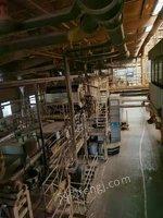 四川出售十万方中纤板生产线全套设备