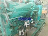 求购深圳康明斯二手发电机回收功率200Kw-2600Kw发电机租售