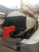 山西忻州出售工厂闲置几台二手锅炉燃油燃气蒸汽锅炉热