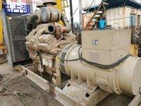 出售8百千瓦康明斯柴油发电机