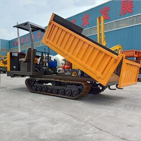 货源供应小型履带运输车农用工程履带运输车 性能稳定3吨履带车