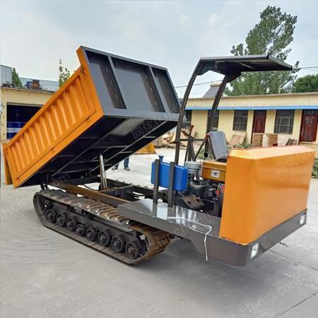 供应履带运输车拖拉机爬坡王爬山虎农用机械小型自卸山地柴油全地形