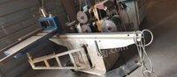 木材加工厂出售2016年平刨,立铣,开榫机共各一台